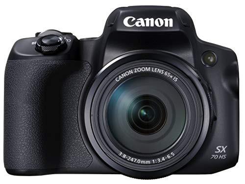 カウくる デジタルカメラ Canon PSSX7(未使用品) PowerShot 光学65倍ズーム HS SX70 4K動画対応-カメラ