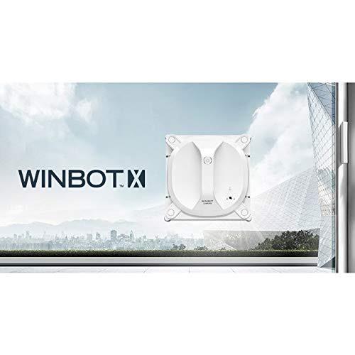 お見舞い ECOVACS ECOVACS 窓用ロボット掃除機 充電式 WINBOT コードレス X コードレス 充電式 ホワイト(未使用品), 新横浜ラーメン博物館『MOTTO』:268abbd8 --- chevron9.de