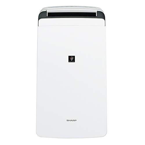 最も優遇の シャープ 除湿機 シャープ 衣類乾燥 衣類乾燥 12L プラズマクラスター 12L ホワイト CV-J120W(未使用品), DINER:4feed095 --- chevron9.de