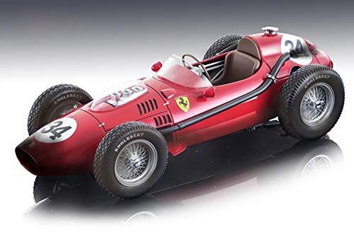無料発送 1 GP(未使用品) フォーミュラ F1 ムッソ フェラーリ モナコ 246#34 2位 ルイジ ディノ-模型・プラモデル