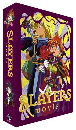 100 %品質保証 Slayers: Movie Box [DVD] [Import](品), 福島市 c37c4c58