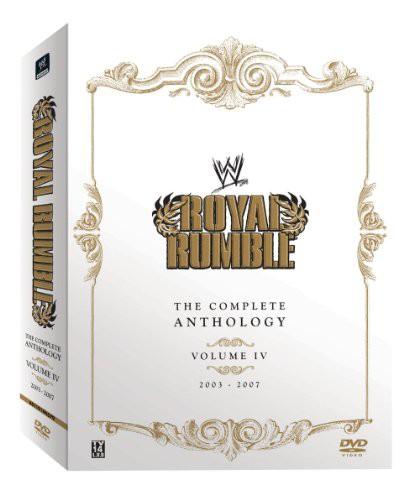 有名な高級ブランド Wwe: Royal Rumble Complete Anthology IV [DVD] [Import](品), アグリファーム高知 d21fdec2