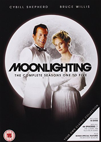 特売 Moonlighting: The Complete Seasons 1-5 [DVD] [Import](品), きもの市場あんのん 2f7ff606