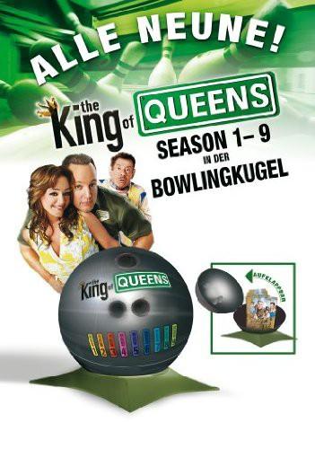 激安価格の King of Queens S.1-9 [DVD] [Import](品), 茨城県古河市 acbdf715