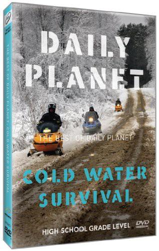 絶対一番安い Best of Daily Planet: Cold Water Survival [DVD] [Import](品), 江戸崎町 ef819067
