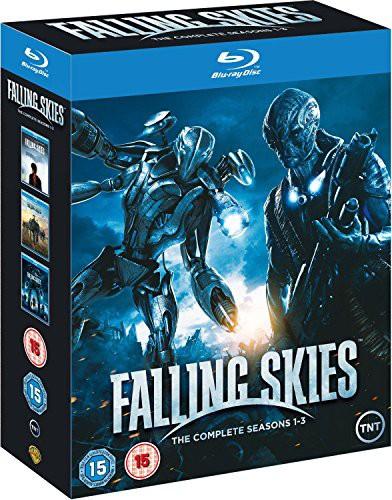新品同様 Falling Skies - The Complete Season 1-2-3 Box Set [Blu-ray](品), JBS ショッピング dfb99925