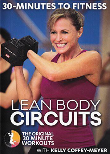 数量は多 30 Minutes To Fitness Lean Body Circuits - Kelly Coffey Meyer - Region(品), Jeans&Casual Noah 984b278e