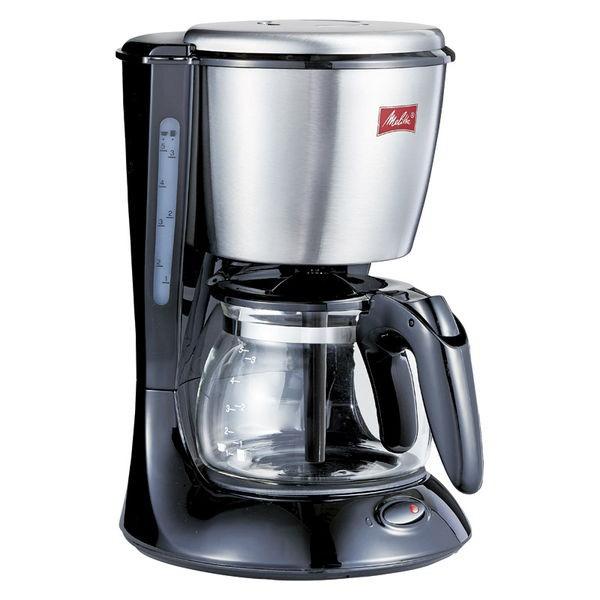 メリタ コーヒーメーカーツイスト ステンレス (SCG58-1-S)