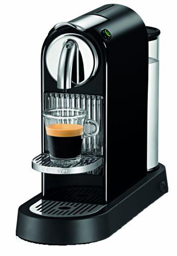 新規購入 Nespresso Citiz(シティズ) Citiz(シティズ) ブラック Nespresso D110BK(品), PRIMACLASSE JAPAN:398b8ebe --- kiefferpartner.de