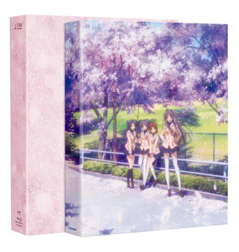 大きい割引 CLANNAD Blu-ray Box【初回限定生産】(品), リクベツチョウ 0e6857af