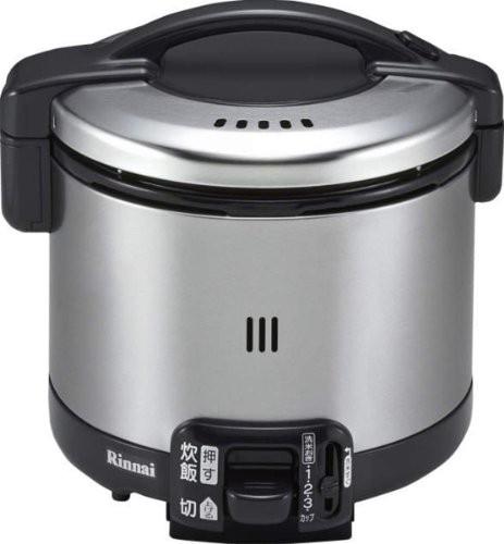 激安特価 リンナイ リンナイ こがまる ガス炊飯器 ガス炊飯器 3.5合炊き・ブラック・プロパンガスLPG用 RR(品), タガワシ:63865741 --- chevron9.de