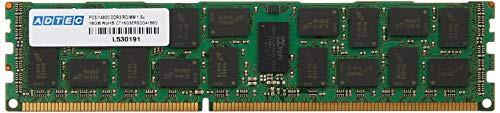 2019人気新作 アドテック サーバー用 DDR3-1866 RDIMM 16GBx4枚組 DR ADS14900D-R16GD4(品), 半田市 5beaa791