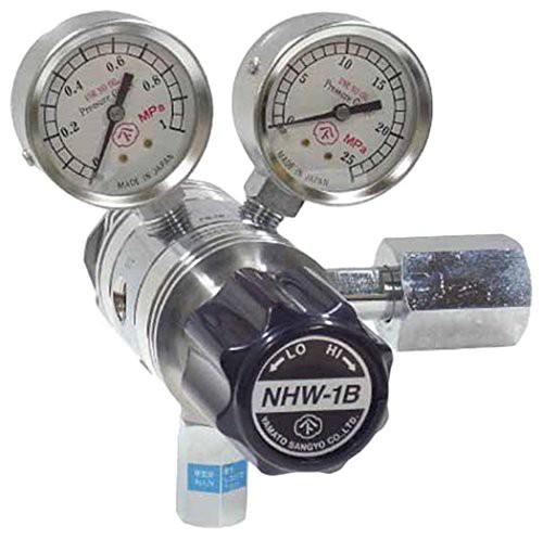 2019年新作 分析機用フィン付二段圧力調整器 NHW-1B NHW1BTRCCO2(品), 沼田町 0b614956