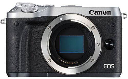 【予約】 Canon ミラーレス一眼カメラ EOS M6 ボディー(シルバー) EOSM6SL-BODY(品), トータルフットウエア FOOT PLACE c52b2516