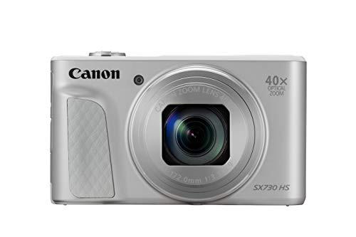 ファッション Canon シルバー 光学40倍ズ コンパクトデジタルカメラ PowerShot SX730 HS HS シルバー 光学40倍ズ (品), アルマジロ:672804b2 --- chevron9.de