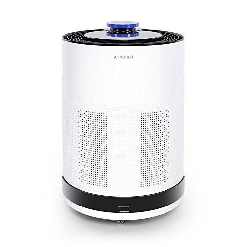 人気商品は お部屋を巡回して空気をキレイにするロボット空気清浄機 ATMOBOT 650(品), ミスターシーバー 43fa2b86