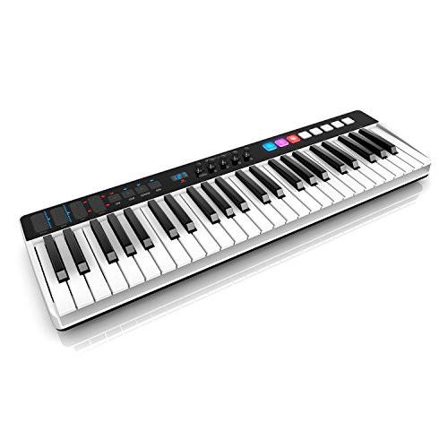 数量限定セール  【日本正規代理店品・保証付】IK Multimedia iRig Keys I/O 49 (49鍵標準鍵(品), ラスティーボルト 488b8855