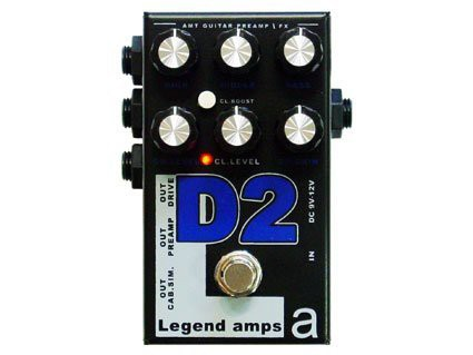 激安の AMT Electronics [エイエムティーエレクトロニクス] AMT D2(未開封・未使用品), 6DEGREES-ONLINE:7dbc3742 --- chevron9.de