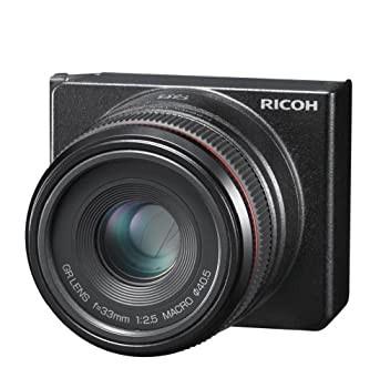 売り切れ必至! MACRO RICOH GR F2.5 50mm LENS GXR用カメラユニット 170390(品) A12-カメラ