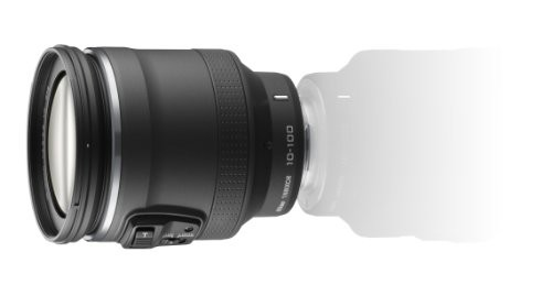 安価 Nikon 高倍率ズームレンズ 1 NIKKOR VR 10-100mm f/4.5-5.6 PD-ZOOM ニコ (品), 櫛引町 2994cec7