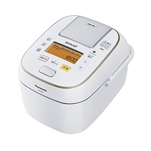 世界の パナソニック 5.5合 炊飯器 圧力IH式 Wおどり炊き ホワイト SR-PW107-W(品), イオウジマチョウ 3e394ee9