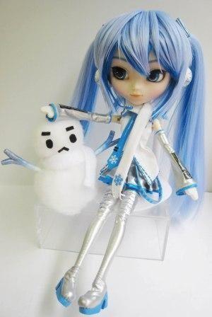 【保障できる】 Pullip VOCALOID・雪ミク(品), ROMANTIC e9119ecb
