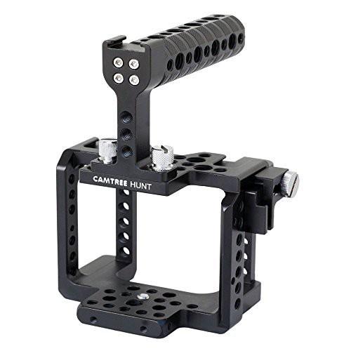 注目 Camtree Hunt Camera Cage for Blackmagic Micro Cinema Camera BMCC / Stu(品), シングウマチ df233049
