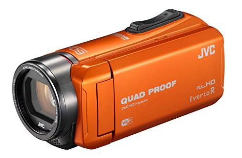 お気に入り JVC ビデオカメラ Everio R 防水5m 防塵仕様 Wi-Fi対応 内蔵メモリー64GB (品), きものレンタル パラダイス e838899d