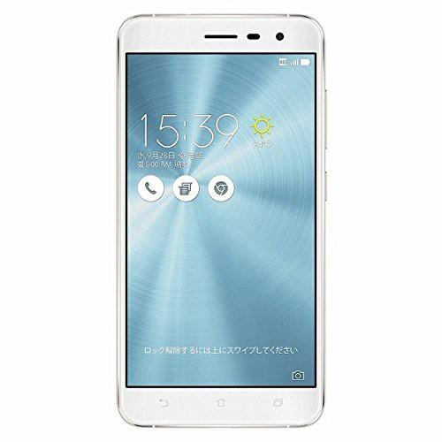 【安心発送】 エイスース ZenFone 3(5.5インチ) パールホワイト ZE552KL-WH64S4(品), 下郷町 08cec4a0