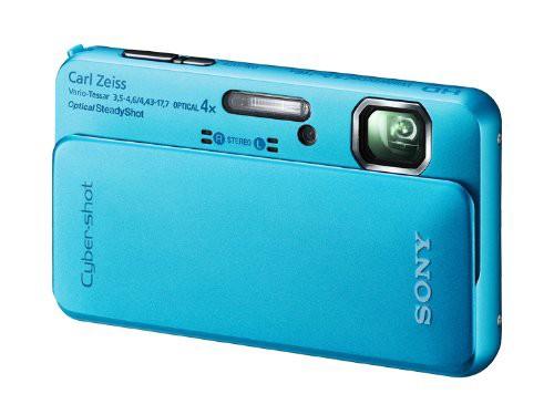 新品本物 ソニー SONY デジタルカメラ Cybershot TX10 1620万画素CMOS 光学x4 ブル (品), 南蛮漬たれのいちじょう 1c79f8e0