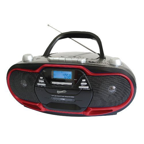 ●日本正規品● Portable MP3 MP3 Portable CD Player Player Red(品), ハルナマチ:6b0553d7 --- kzdic.de