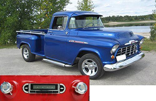 【NEW限定品】 1955-1959 Chevrolet Truck 300 Pickup Truck USA-630 II USA-630 High Power 300 watt AM FM (品), 最上の品質な:225955c7 --- dorote.de