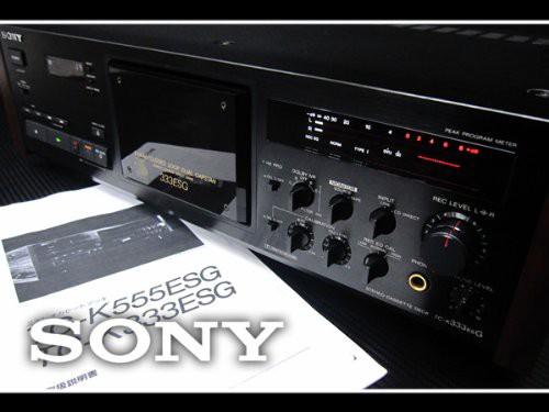 【爆買い!】 SONY ソニー TC-K333ESG 3ヘッド カセットデッキ(品), 蒲屋忠兵衛商店 f9b058be