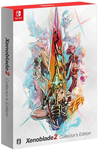 人気提案 Xenoblade2 Collector's Edition (ゼノブレイド2 コレクターズ エディショ (未使用品), 磐田市 a3085ac6