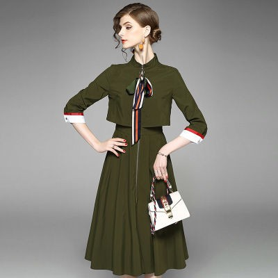 パーティードレス 結婚式のお呼ばれ40代フォーマルワンピース 袖あり 大きいサイズ ロングドレス 結婚式 お呼ばれ レース 刺繍 ワンピー|au  Wowma!(ワウマ)