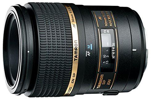 新しい TAMRON Di F2.8 MACRO 1:1 AF90mm (品) キヤノン用 単焦点マクロレンズ SP フル-カメラ