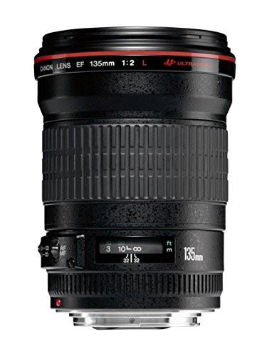 スペシャルオファ Canon USM F2L 単焦点望遠レンズ EF135mm フルサイズ対応(品)-カメラ
