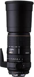 大きな割引 DG APO ソニー用(品) 170-500mm F5-6.3 シグマ-カメラ