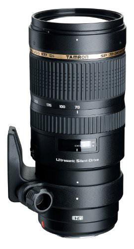 品質満点 F2.8 フル(品) Di VC SP USD TAMRON 大口径望遠ズームレンズ 70-200mm ニコン用-カメラ