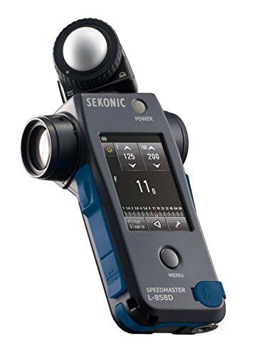(税込) 露出計 スピードマスター セコニック L-858D(品)-カメラ