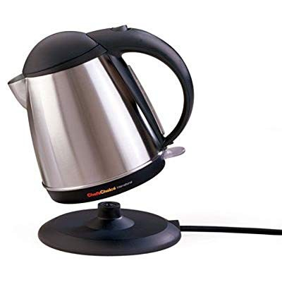 【使い勝手の良い】 Chef's Choice 677 Cordless by Electric 1-3/4-Quart 677 Teakettle Cordless by Chef's Ch(品), トレーニングパラダイス:dfe898d0 --- chevron9.de
