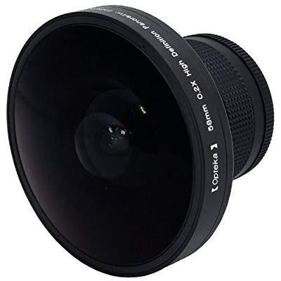 品質のいい Optekaプラチナシリーズ0.2?X HDパノラマ「渦」220deg魚眼レンズレンズfor (品), エブリ:4a1e6bc9 --- chevron9.de