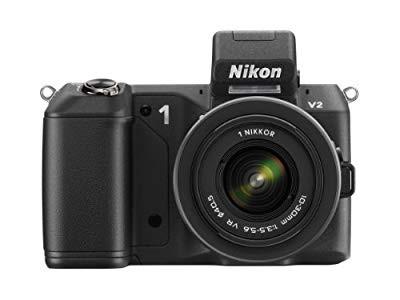 好きに Nikon ミラーレス一眼 Nikon 1 V2 レンズキット 1 NIKKOR VR 10-30mm f/3.5(品), Garden75 7089f034