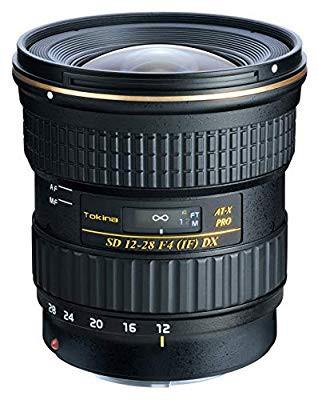 限定版 Tokina ズームレンズ AT-X 12-28 F4 PRO DX 12-28mm F4 (IF) ASPHERICAL キ(品), カイジョウグン d1126bc5