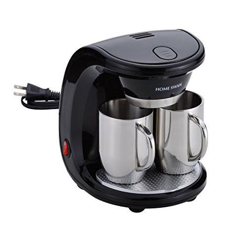 コーヒーメーカー2カップ ステンレスマグ SCS-30 SCS-30(品)