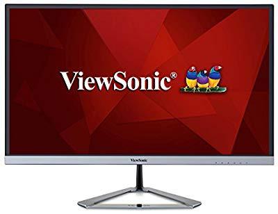 【安心発送】 ViewSonic27インチモニター/1920x1080/SuperClearRAH-IPS/超薄型設計/HDMI/(品), 名刺工房アニーステーション 3e4ef7f9