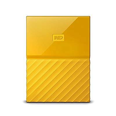 【大特価!!】 WD HDD ポータブル ハードディスク 4TB USB3.0 イエロー 暗号化 パスワード(品), イシイチョウ e0bd4809