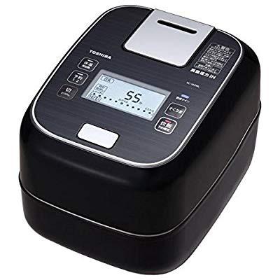 【ラッピング不可】 東芝 真空圧力IHジャー炊飯器(5.5合炊き) グランブラックTOSHIBA 合わせ (品), タカハシグリーンショップ 54ef89af