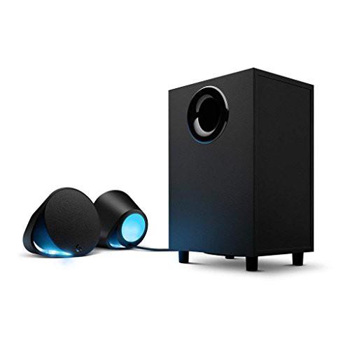 【期間限定お試し価格】 PC Logicool ゲーミング スピーカー G ブラック スピーカー L(品) G560 4台接続-その他家電