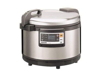 新しいエルメス パナソニック 業務用IHジャー炊飯器 SR-PGB54AP(3相)(品)-その他家電